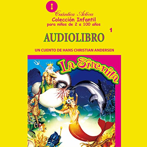 La sirenita [The Little Mermaid]  Audiolibri