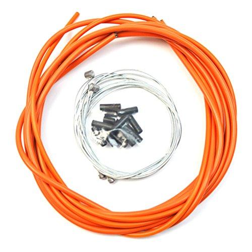 VORCOOL Cable de freno de bicicleta Bicicletas universales Accesorios de repuesto de...