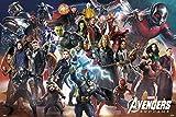 Marvel Avengers: Endgame Poster Line Up XXL