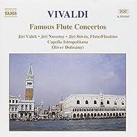 Vivaldi;Famous Flute Concer
