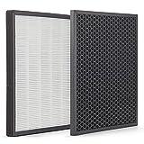 Supremery Juego de filtros de repuesto para purificador de aire Levoit LV-PUR131 y LV-PUR131S, HEPA y filtro de carbón activo en lugar de juego de filtros LV-PUR131-RF
