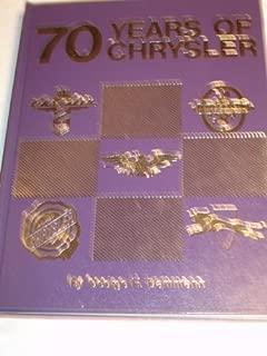Seventy Years of Chrysler
