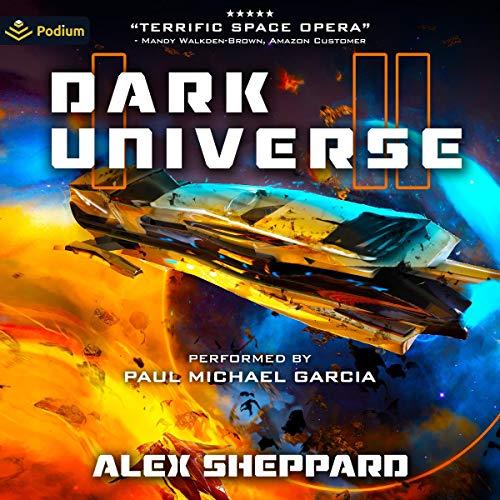 Dark Universe Audiobook By Alex Sheppard cover art