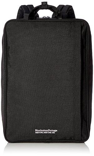 [マンハッタンポーテージ] 正規品【公式】Madison Square Bag Black リュック MP1760 One Size