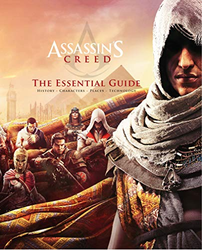 Assassins Creed: The Essential Guide Hardcover for 16.99