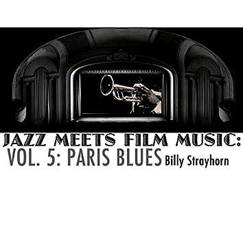 Jazz Meets Film Music, Vol. 5: Paris Blues