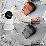 Zoom IMG-2 baby monitor camera 3 2lcd