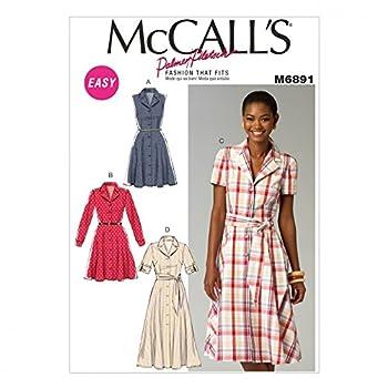 Best shirt dress pattern Reviews