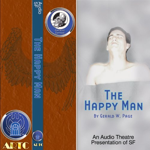 The Happy Man & The Competitor (Dramatized) audiobook cover art