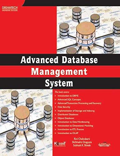 Advanced Database Management System pdf Download
