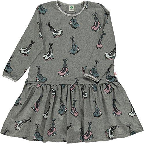 Smafolk Kleid mit Schlittschuh Applikation 9-10 Jahre