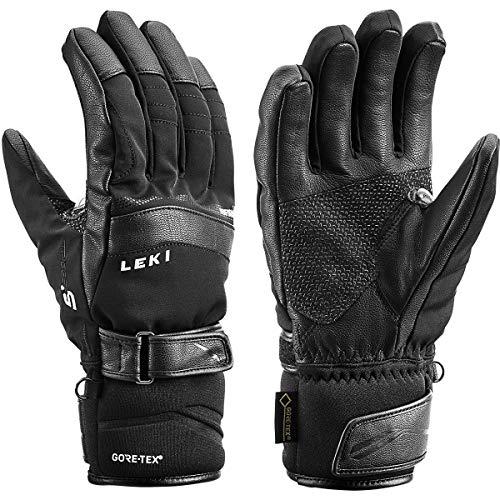 Glove Performance S GTX Skihandschuhe, uni, schwarz, 9.5