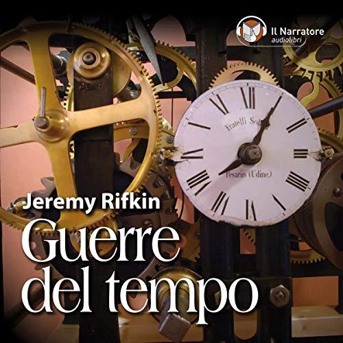 Guerre del tempo audiobook cover art