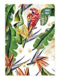 Alpha Edition Diario Agenda Scuola Collegetimer 2020/2021, Giornaliera, Formato 15x21 cm, Sogno tropicale, 352 pagine