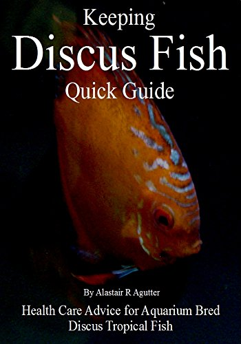 Keeping Discus Fish Quick Guide: Health Care Advice for Aquarium Bred Discus Tropical Fish (English Edition)