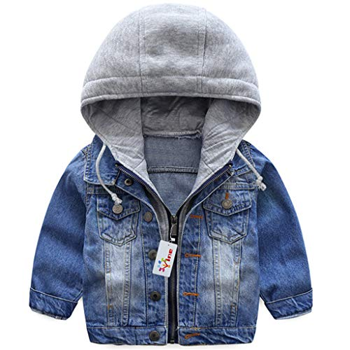 1//6 Scale Toy Casual Denim Wear Set-Denim comme Jean Veste