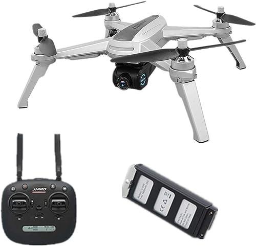 barato ELVVT ELVVT ELVVT 2.4GHz 6-Axis Gyro GPS Inteligente posicionador Drone Profesional con 1080P HD Cámara Wi-Fi Quadcopter Altitude Hold Modo sin Cabeza UAV Juguete Cumpleaños Niños y Adultos  envío gratis