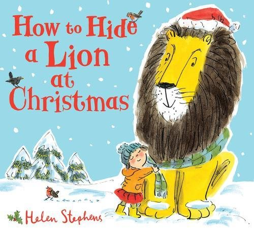 How to Hide a Lion at Christmas £5.90 at Amazon