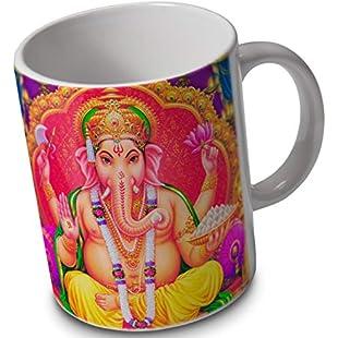 verytea Ganesh/Ganesha Hindu God - mug Cup:Hitspoker