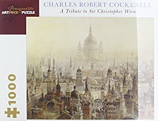 A Tribute to Sir Christopher Wren: 1,000 Piece Puzzle by Charles Robert Cockerell (2013-01-02)