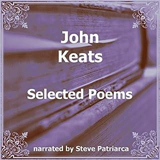 John Keats: Selected Poems cover art