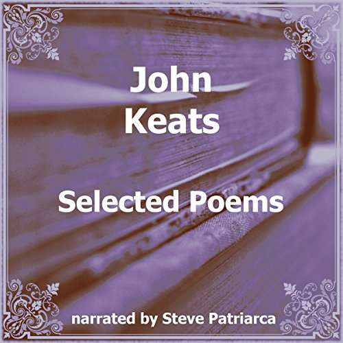 『John Keats: Selected Poems』のカバーアート