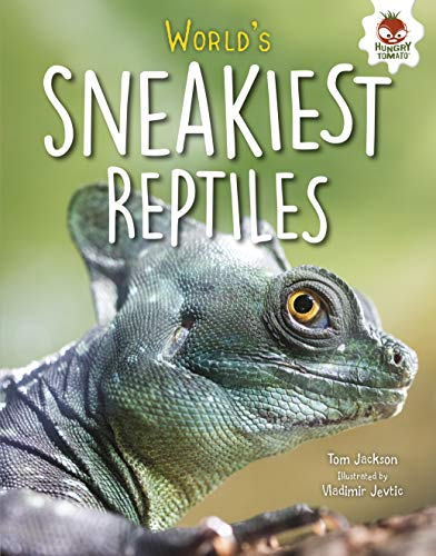 World's Sneakiest Reptiles (Extreme Reptiles) (English Edition)