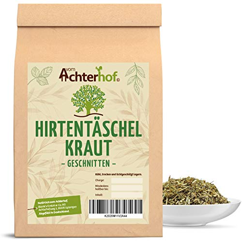 500g Hirtentäschelkraut-Tee geschnitten Hirtentä...