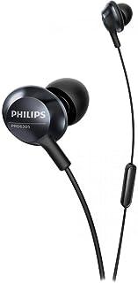 Philips PRO6305BK/00 Hires kablolu Mikrofonlu kulaklık, Siyah