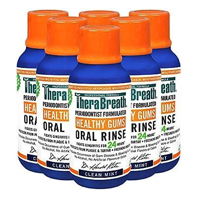 TheraBreath Oral Rinse Healthy