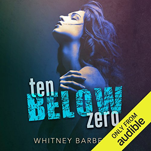 Ten Below Zero audiobook cover art