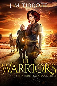 Book cover image for The Warriors: The Pridden Saga: Book 3