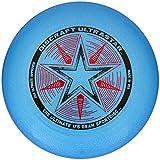 Discraft 175 gram Ultra Star Sport Disc, Blue Sparkle