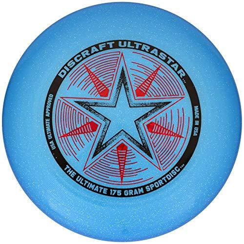 Discraft USBS Ultra-Stars Ultimate Frisbee 175 Gram Champion