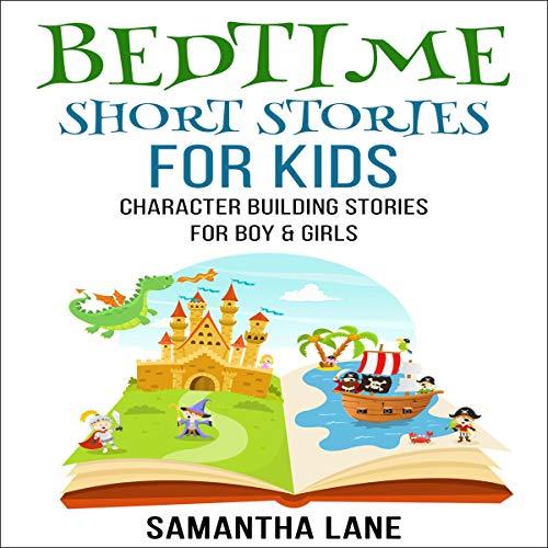 Bedtime Short Stories for Kids cover art