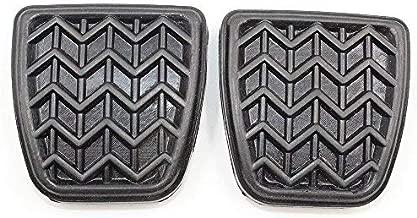 2X OEM for Toyota Brake & Clutch Pedal Pad Cover Corolla Camry RAV4 Yaris Tacoma FJ