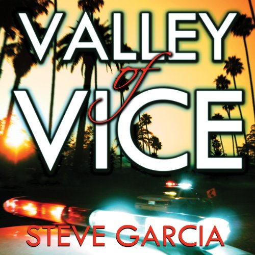 Valley of Vice audiobook cover art