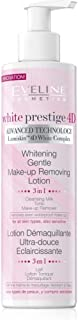 Eveline White Prestige 4D Whitening Gentle Makeup Removing Lotion 3 in 1