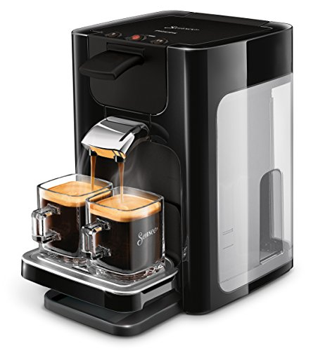 Philips HD7865/60 Senseo Quadrante Kaffeepadmaschine
