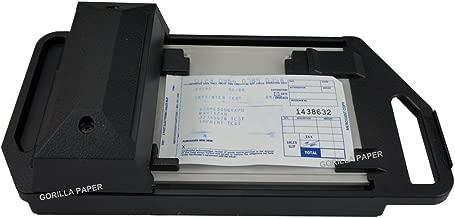 Addressogragh Bartizan 4000 Credit Card Manual Imprinter Without Name Plate by Addressogragh Bartizan