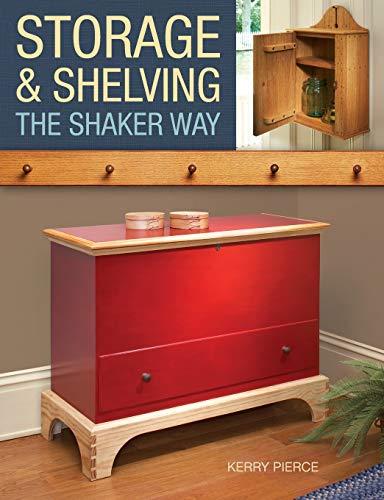 Storage & Shelving: the Shaker Way