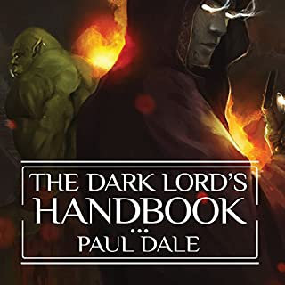 The Dark Lord's Handbook audiobook cover art