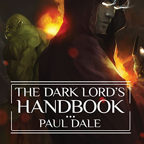 The Dark Lord's Handbook audiobook cover art