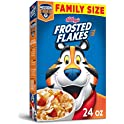 Kellogg's Frosted Flakes Cereal, 24 oz Box