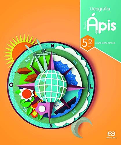 Projeto Ápis - Geografia - 5º Ano