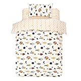 Quilt Edredón de Seda para niños edredón de Gusano de Seda edredón Simple Hecho a Mano (0.5 + 1.5) KG Dos edredones (Color : C, Size : 150 * 200cm)