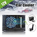 gaeruite Mini Auto Klimaanlage, tragbarer 12V-Auto-Ventilator-Luftkühler Mehrzwecklüfter für den...