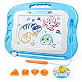 HAIMST Magnetic Drawing Board for Kids, Large 15.7 Inch Magnetic...