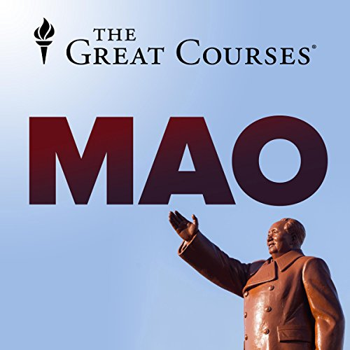 Mao audiobook cover art