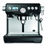 Breville BES920BSXL Dual Boiler Espresso Machine, Black Sesame, 14.7 inches x 14.8 inches x 14.7 inches